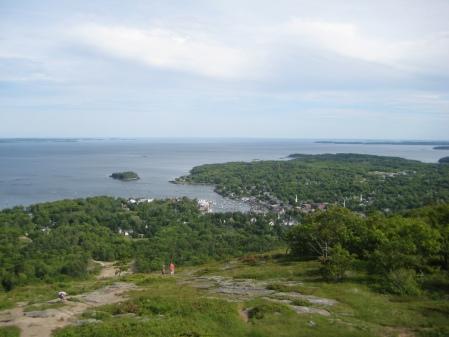 mount battie view